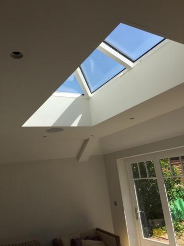 Roof Lanter Aluclad